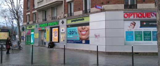 Pharmacie De La Porte D'orléans,Paris