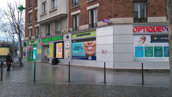 Pharmacie De La Porte D'orléans, Paris
